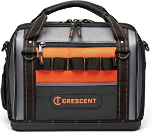 "Crescent 17"" Tradesman Closed Top Tool Bag, CTB1750"