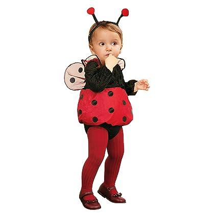 My Other Me Me-201309 Insectos Disfraz de mariquita para niña, 7 ...