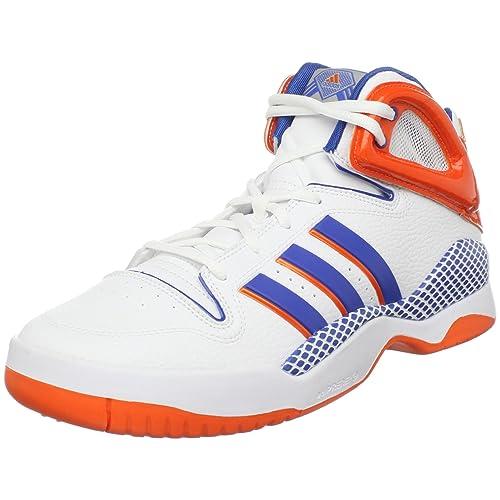 Adidas - Attitude MC FW10 - Color: Azul-Blanco-Naranja - Size: 42.0 XydG0