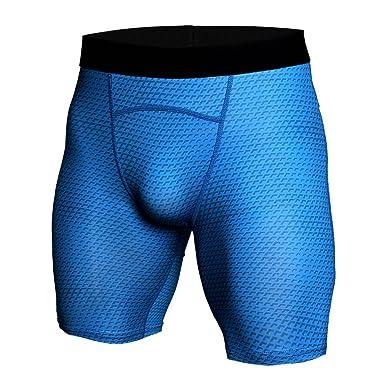 VPASS Pantalones Hombre, Verano Chándal de Hombres Impresión Gym ...