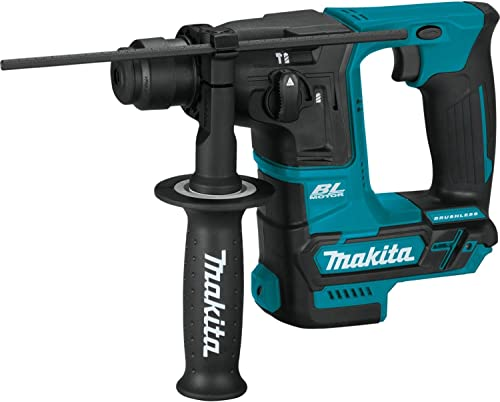 Makita RH01Z 12V max CXT Lithium-Ion Brushless Cordless 5 8 Rotary Hammer Kit
