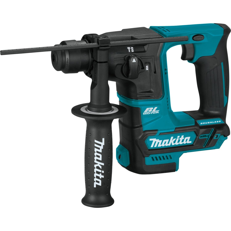 Makita RH01Z 12V max CXT Lithium-Ion Brushless Cordless 5 8 Rotary Hammer Kit