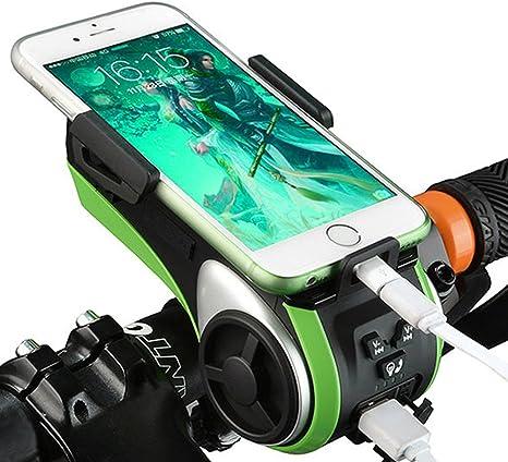 ROCKBROS Bicicleta Ciclismo Audio Impermeable Bluetooth V4.0 ...