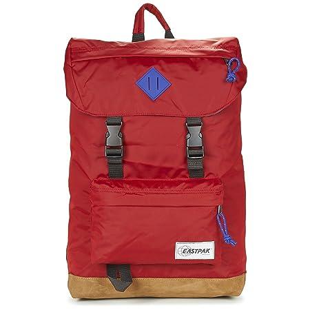 85cb55a88575ef Eastpak Men's Shoulder Bag Into Nylon Red One Size: Amazon.co.uk: Luggage