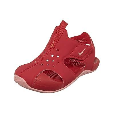 buy online 3793b 2844a Nike Unisex-Kinder Sunray Protect 2 (td) Sport Sandalen Mehrfarbig  (Tropical Pink