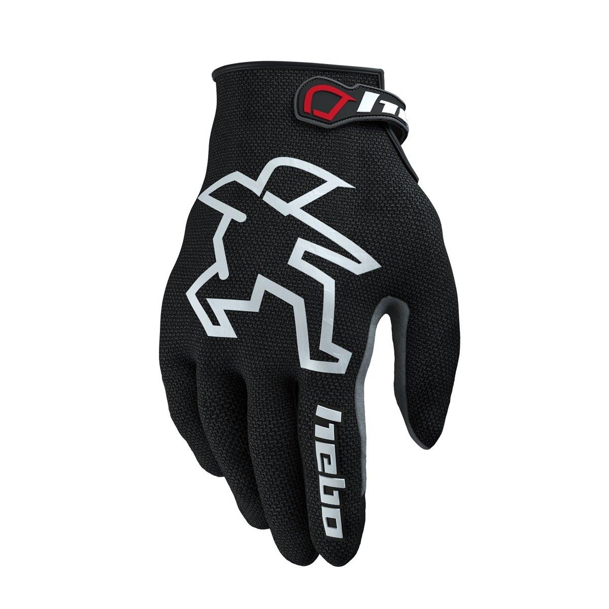 Size M Black Hebo he1159nm Trial Nano Pro II Gloves