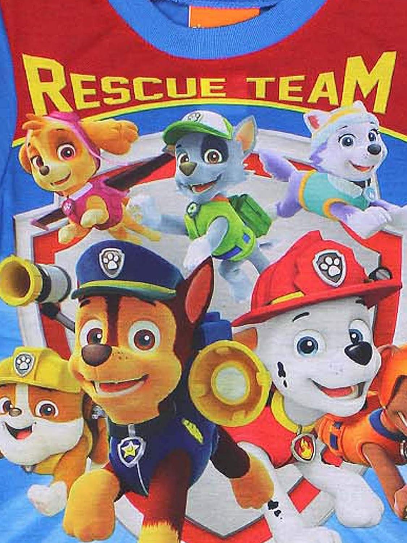 Nickelodeon Boys Paw Patrol 3-Piece Pajama Set
