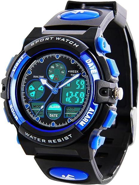 Relojes deportivos digitales para niños - Reloj deportivo ...