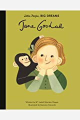 Jane Goodall (Little People, Big Dreams Book 21) Kindle Edition