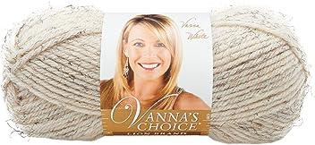 Lion Brand Vanna's Choice Yarn Wheat (402), Wheat
