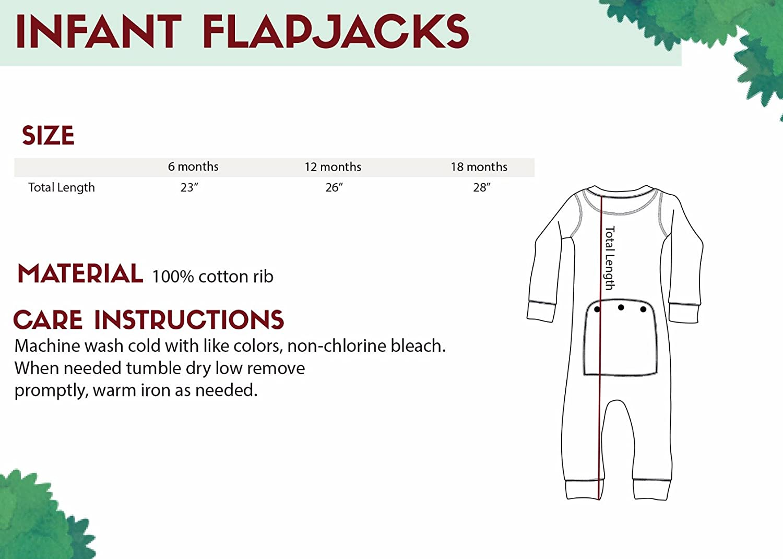 e286a35a2 Lazy One Infant Train Caboose Flapjack  Amazon.ca  Clothing ...
