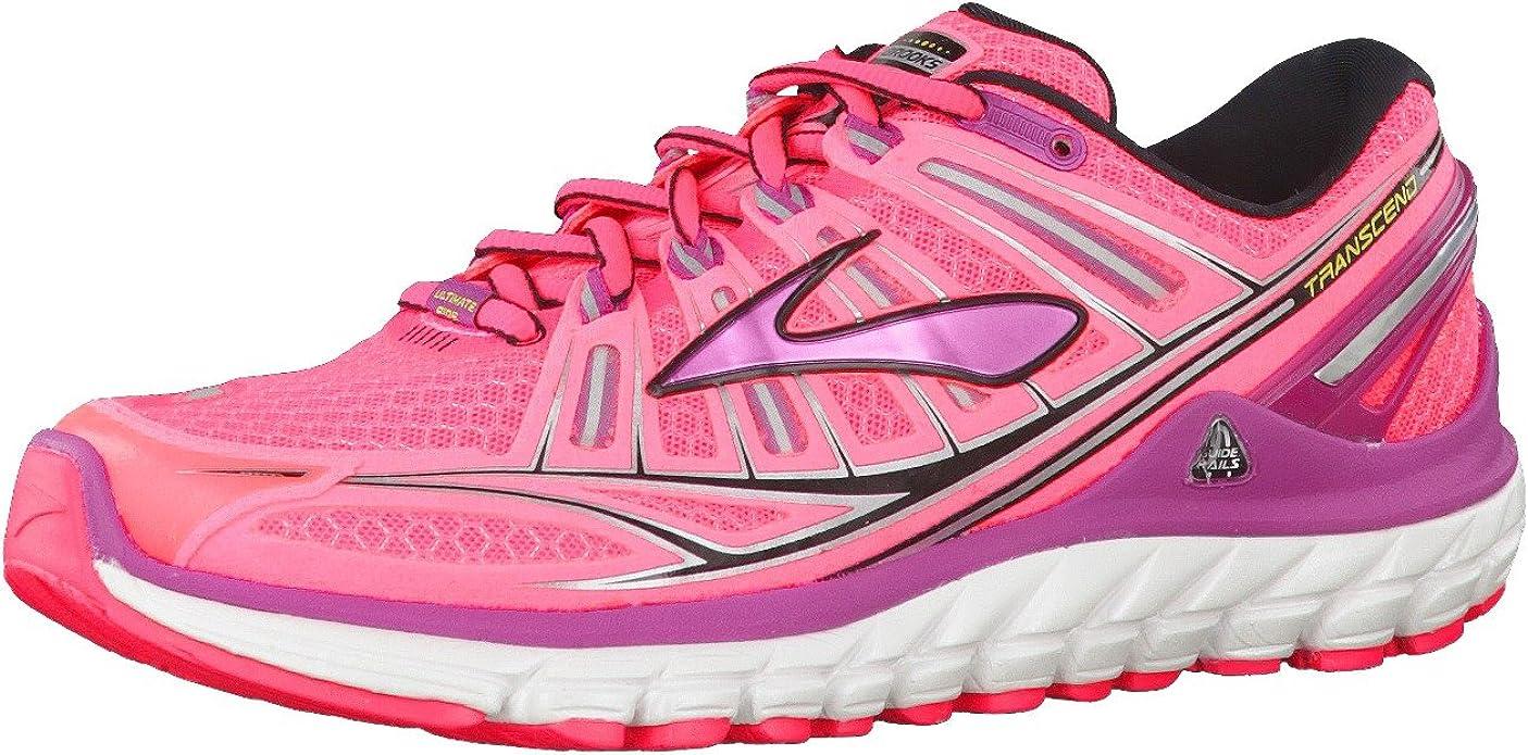 Brooks W. Transcend - Zapatillas de Deporte Mujer: Amazon.es: Zapatos y complementos