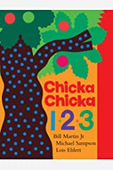Chicka Chicka 1, 2, 3 (Chicka Chicka Book, A) Kindle Edition