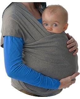 Echarpe de Portage pour transporter le Bébé ✮ Sac à dos Porte Bébé ✮ Echarpe  Sling 3c08311b51a