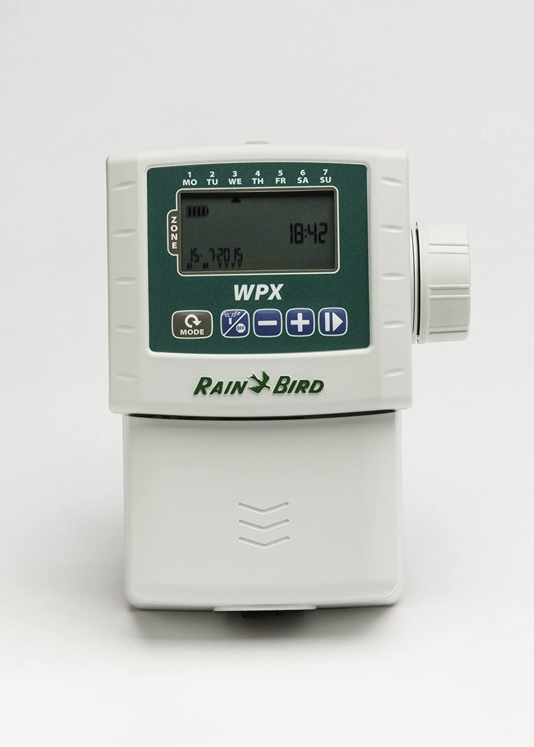 Rain Bird WPX 9/V Battery Operated Choice of 1,2,4,6/Zones Irrigation Control Device