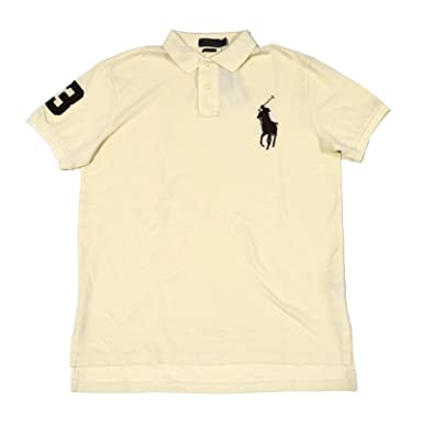Image Unavailable. Image not available for. Color  Polo Ralph Lauren Big  Pony Custom Fit ... 22308377334be
