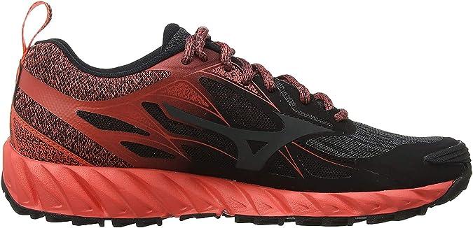 Mizuno Wave Ibuki, Zapatillas de Trail Running para Mujer: Amazon ...