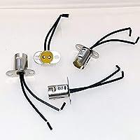 Set: 4 lampen fitting BAY-15D fitting bajonetsluiting: Bay 15D met sterke veer aansluitkabel gaten voor vastschroeven…