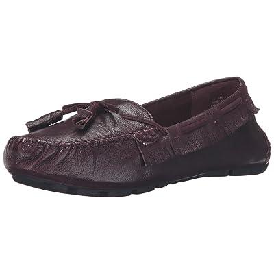 Nine West Women's Begone Leather Moccasin | Loafers & Slip-Ons