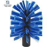 Grimefighter - Extra Stiff Heavy Duty Replacement Scrub Brush for Brush Hero Ultimate Detailing Tool