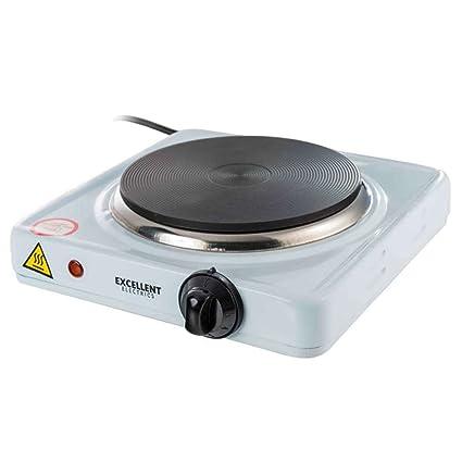 Hornillo 1 fuego ø15.5 cm 1000 Watts
