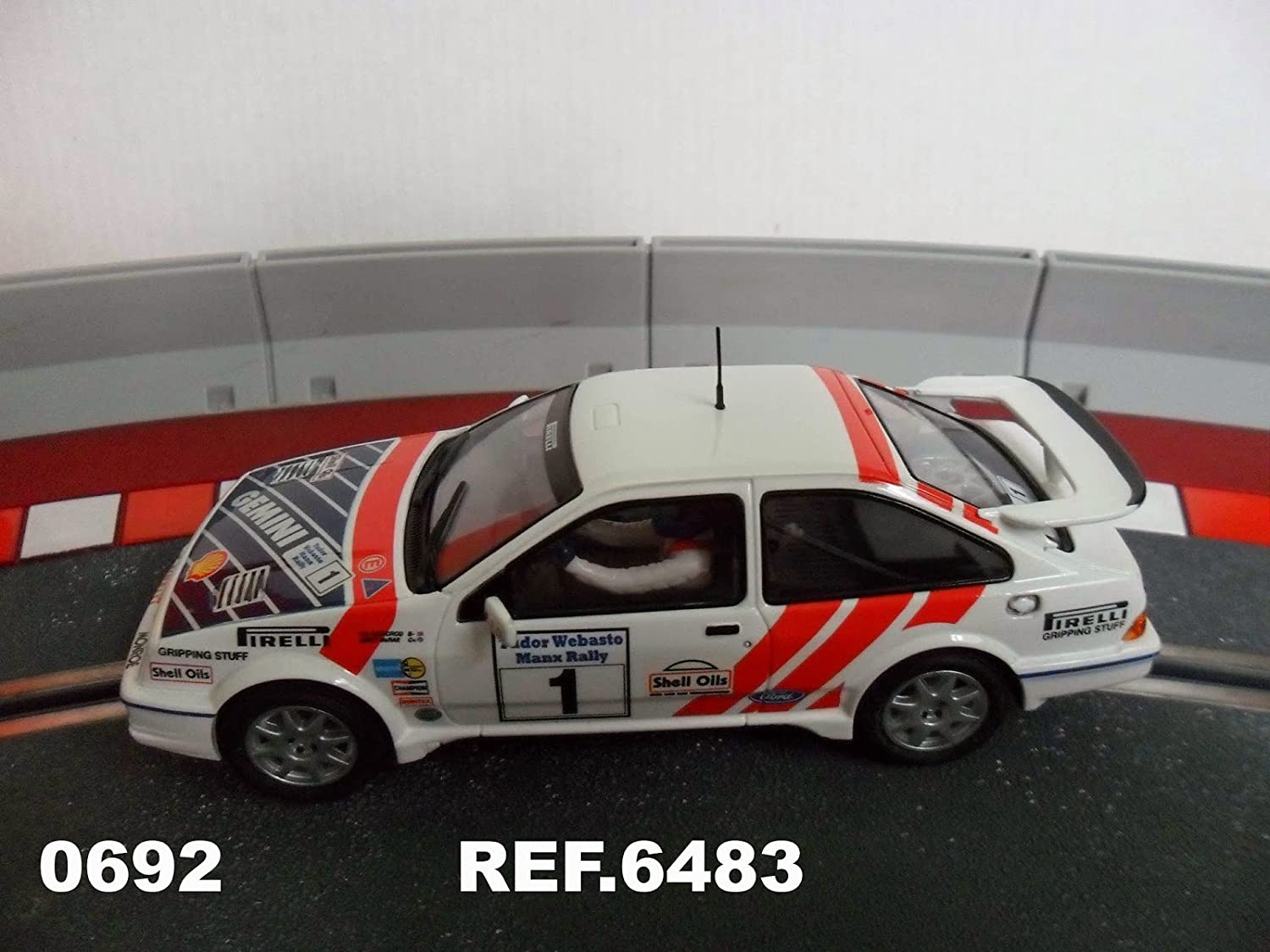 Scalextric Ford Sierra Rs Cosworth Mcrae