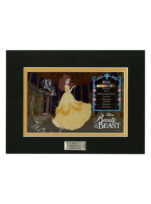 Amazon.com: Disney Bella y la Bestia Belle Character clave ...