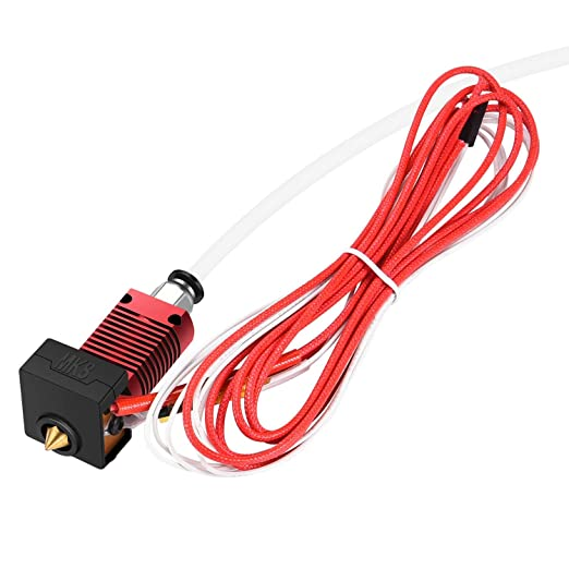 Creality Ender 3 //Pro 3D Printer 0.4mm Nozzle Extruder MK8 Assembly Hot End Kit
