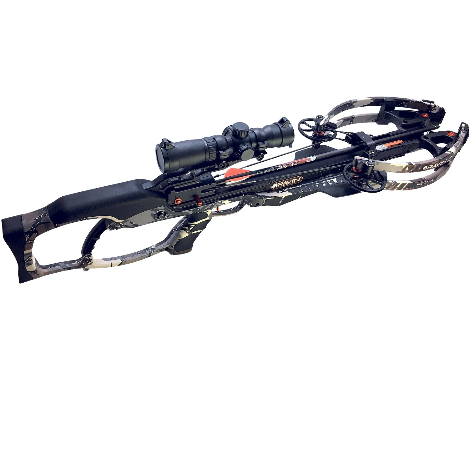 Ravin Crossbow 1108861 R110 Predator Crossbow Package, Camo, One Size by Ravin Crossbow