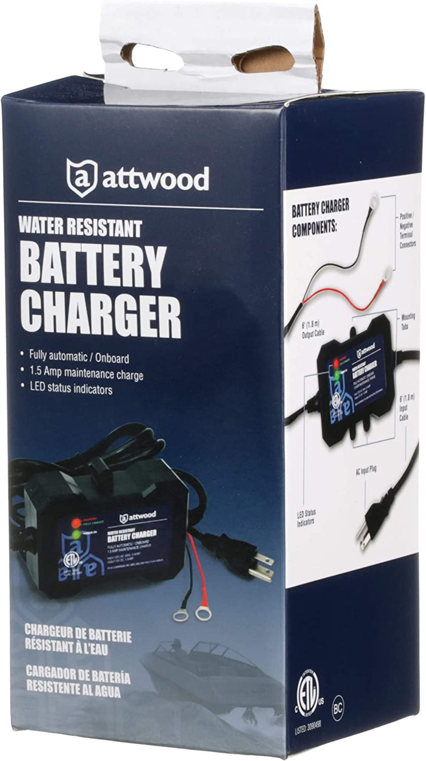 Attwood 11900-4 Battery Charger
