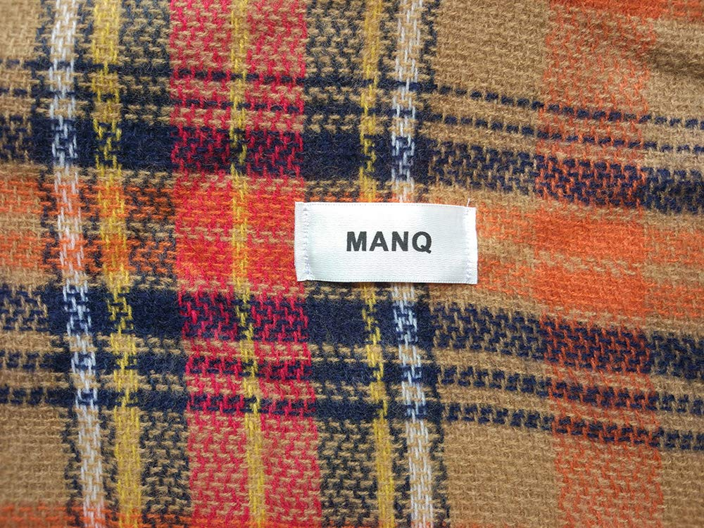 MANQ Woman's Eternal Style Scarf, Classic Elegant Carpet Lattice Scarf by MANQ_1 (Image #4)
