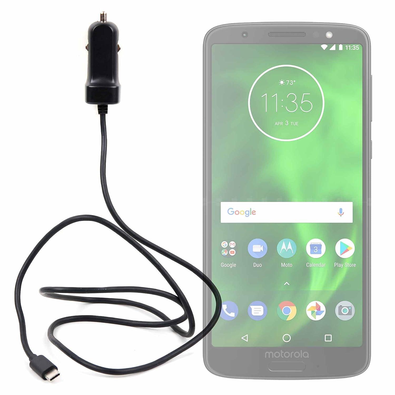 DURAGADGET Cargador de Coche USB C para Smartphone Motorola ...