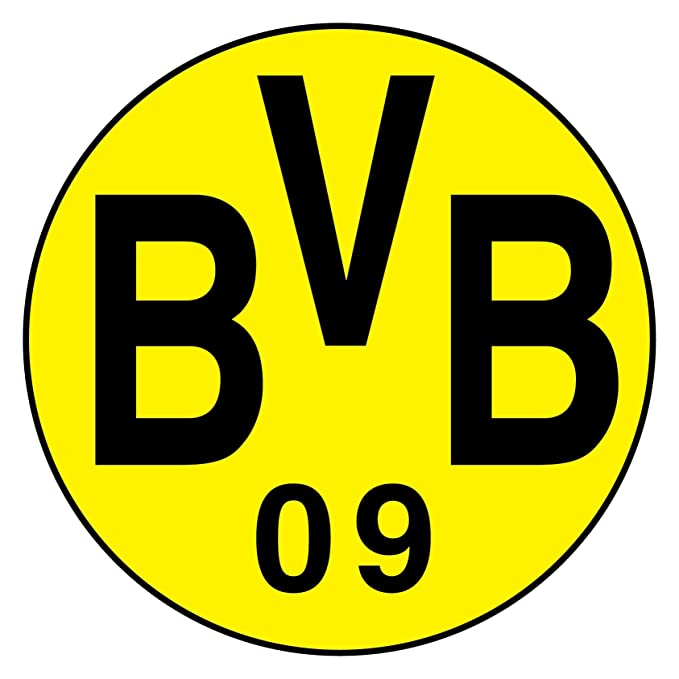 BV Borussia Dortmund Club de Fútbol FC Escudo adhesivo de ...