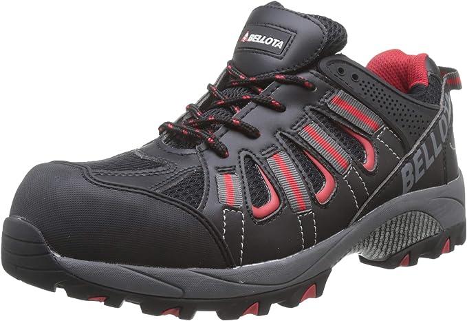Bellota 72211N41S1P - Zapatos de hombre y mujer Trail (Talla 41), de seguridad con diseño tipo deportivo: Amazon.es: Bricolaje y herramientas