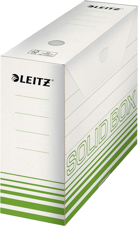 Leitz 60850000 scatola per la conservazione di documenti Cartoncino Marrone