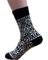 Hirsch Natur, Middle Weight Ankle Socks, 100% Organic Wool