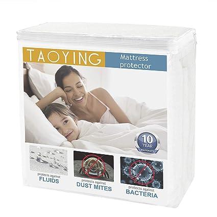 King Size Premiun Hypoallergenice Waterproof Breathable Mattress Protector