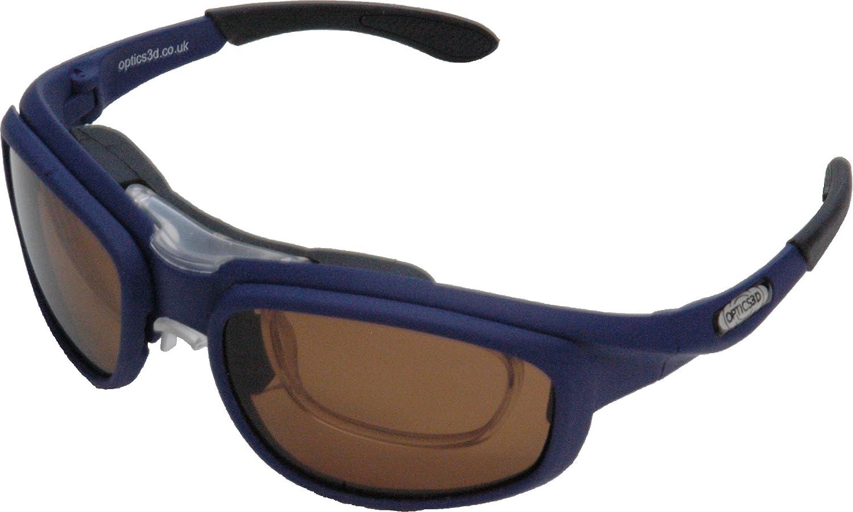 RxMulti3D Sonnenbrille, Weiß
