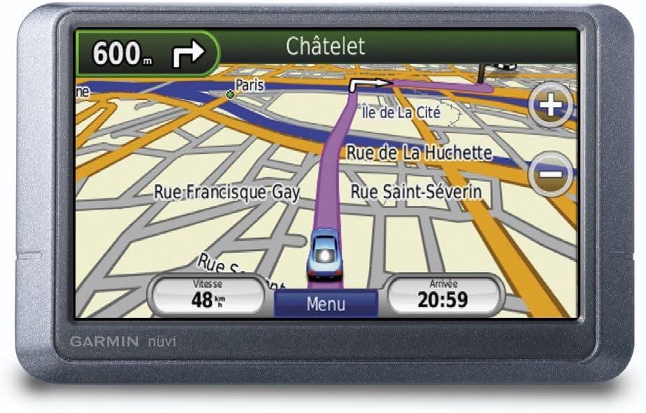 GPS GARMIN MISE NUVI 255 TÉLÉCHARGER GRATUIT JOUR A