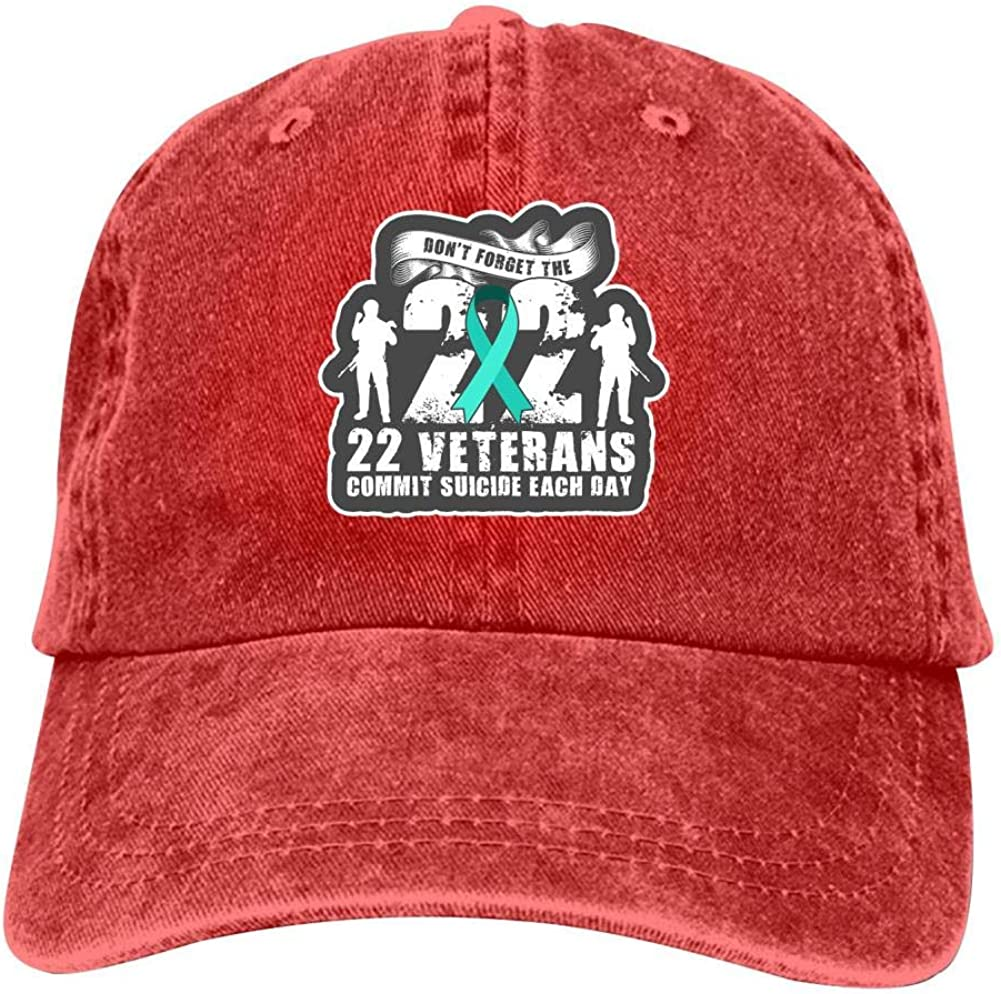 Joddy 22 Veterans A Day...