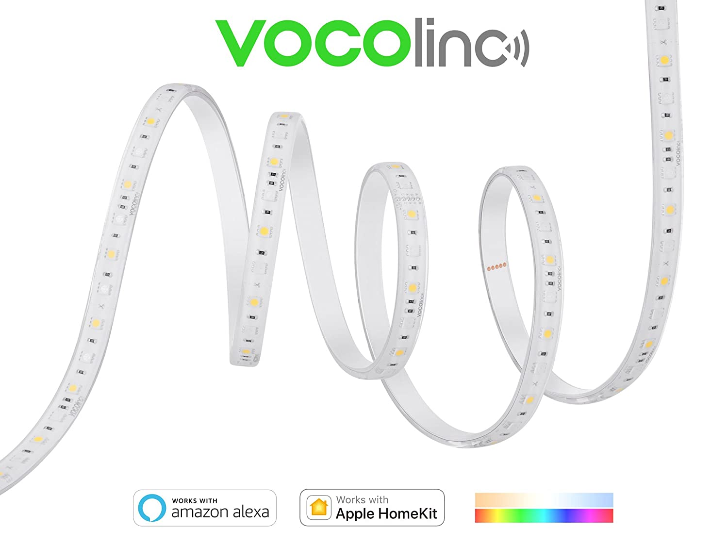 VOCOlinc LS1 Smart LED Light Strip