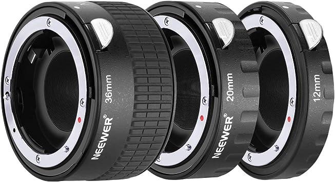 Makro Zwischenringe für Nikon Macro Zwischen Ringe D70 D80 D90 D700 D3000 D5000