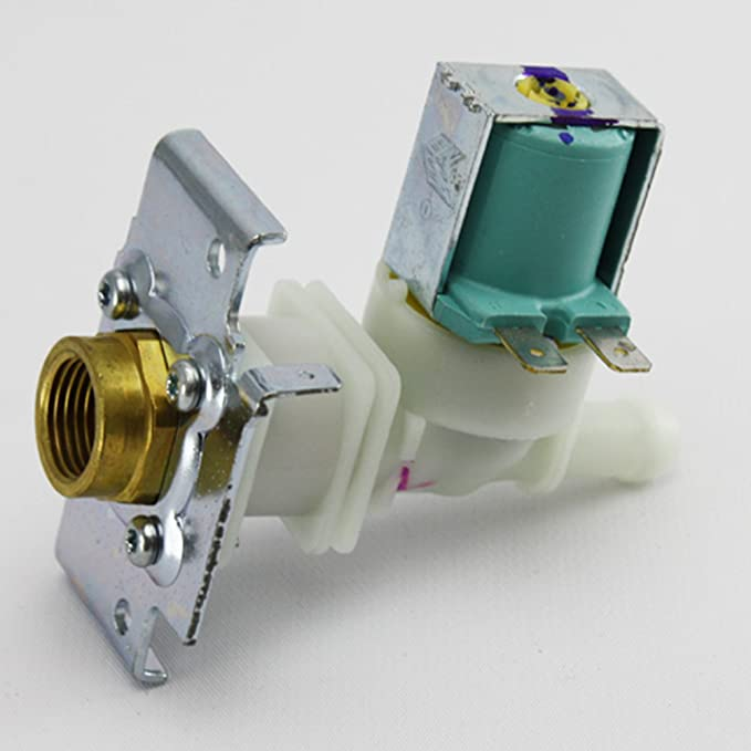 Compatible Dishwasher Water Inlet Valve Assembly 425458 for Bosch Thermador