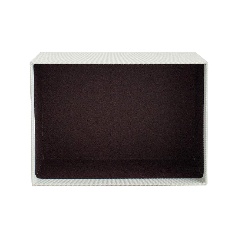 Interior Marr/ón Chocolate y Cinta Con Estampado de Hojas Caja Gris Oscuro Texturizada Con Tapa Gris Emartbuy Conjunto de 3 R/ígido Lujo Caja de Regalo de Presentaci/ón en Forma de Rect/ángulo