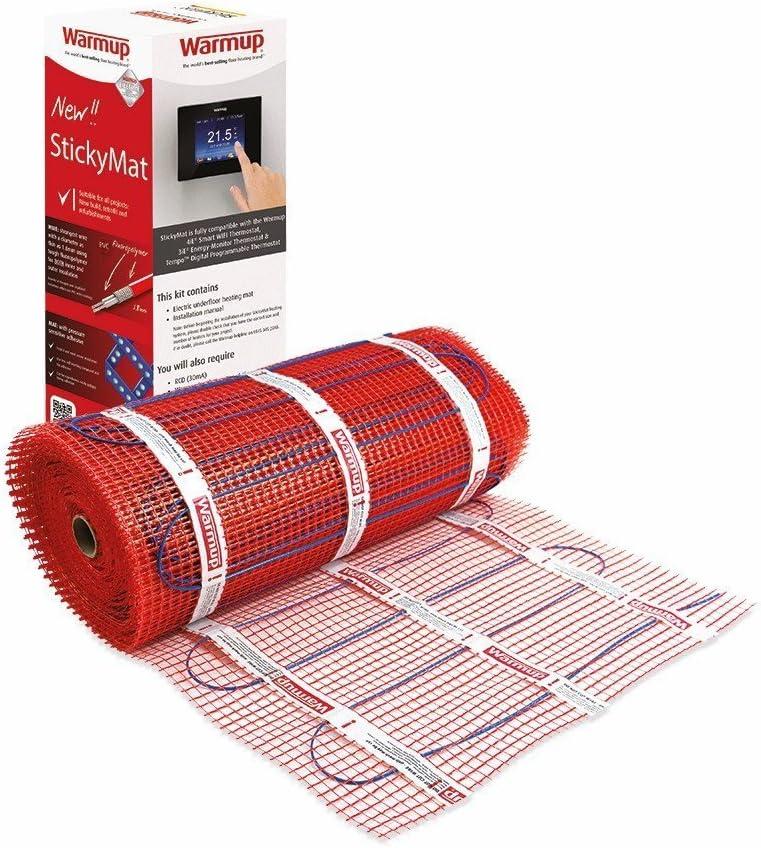 Electric Under Floor Tile Heating Mat 200W//m² High Quality 0.5-15m² Premium