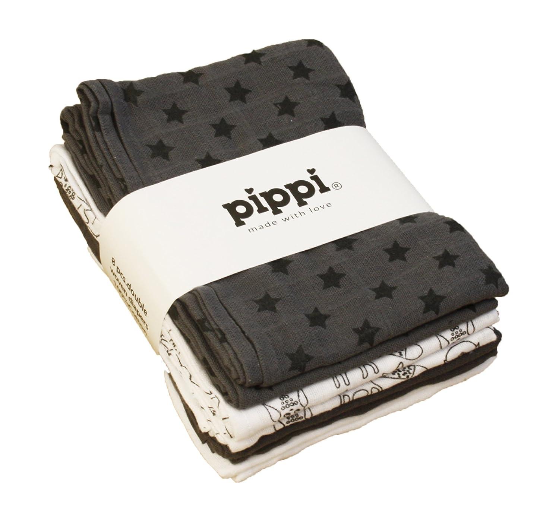 Pippi Diapers Ao-Printed 8-Pack - Bufanda Bebé-Niños 1266