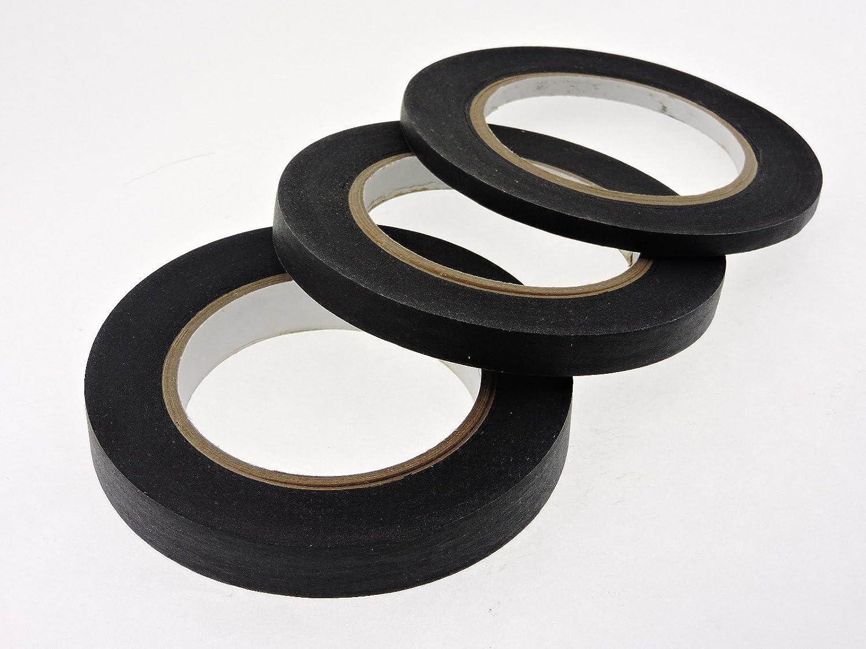 "Perfect Stripe Premium Fine Line masking tape 1//4/"" Sale set of 3"