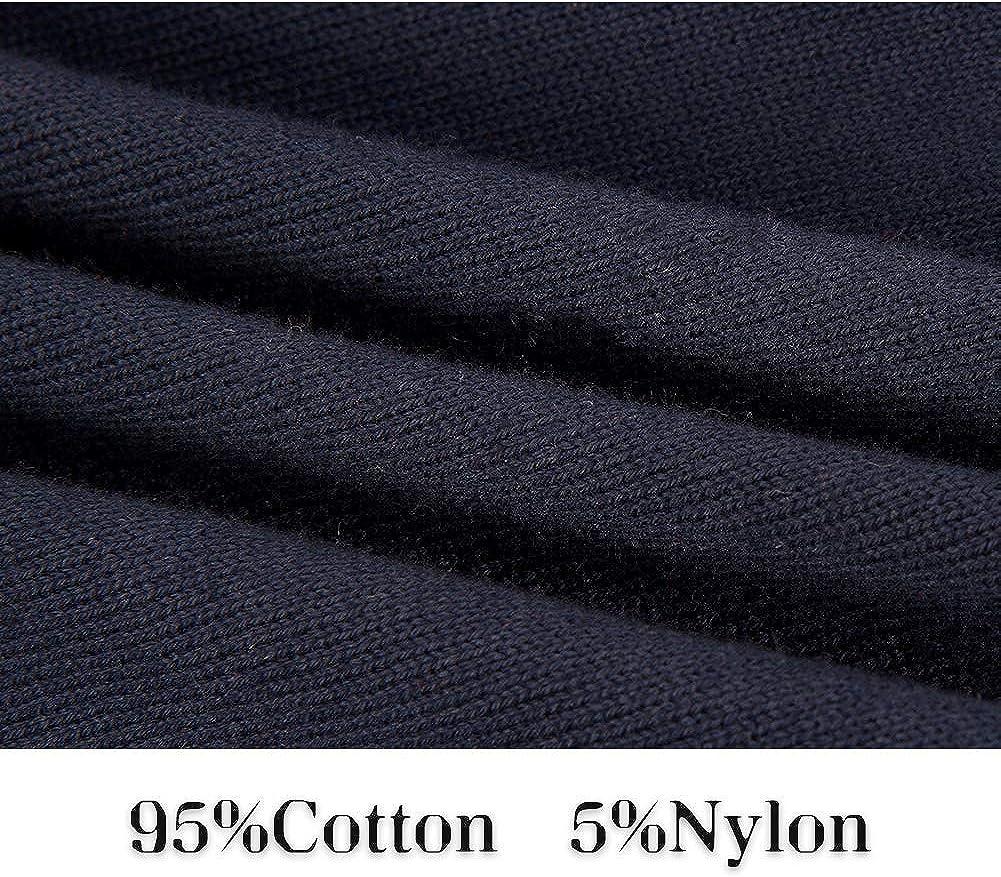 BOBOYOYO Girls Heart Sweaters Cardigans Long Sleeve Button Down Cotton Knit Sweatshirt 6-14Y