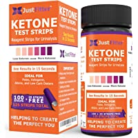 Just Fitter Ketone Test Strips. Lose Weight, Look & Feel Fabulous on a Low Carb Ketogenic or HCG Diet. Get Your Body…