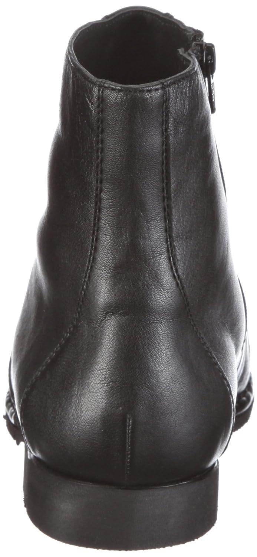Sioux Schwarz WARTH 27007 Herren Boots Schwarz Sioux (Schwarz) f02ea4